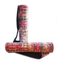 Yoga Mat Bag - AfroZen Fabric