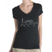 Ladies T-shirt - Way of the Warrior