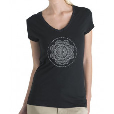 Ladies T-Shirt - Mantra Mandala