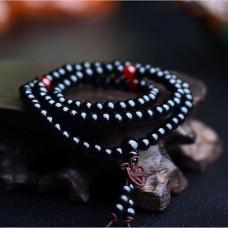 Meditation Beads - Black