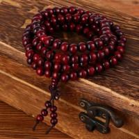 Meditation Beads - Red