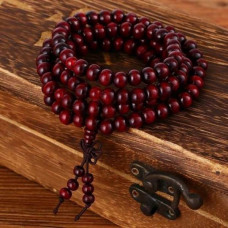 Meditation Beads - Red