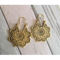 Bohemian- Style Earrings