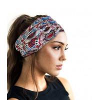 Man-jai Spiral Headband