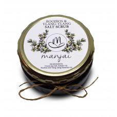 Body Scrub - Soothing Rooibos & Ylang-Ylang Salt Scrub